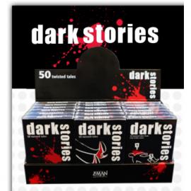 Dark stories display (6 each/ 18 total)