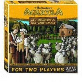 Agricola All Creatures Big & Small