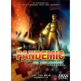 Pandemic On the Brink 2013 Edition