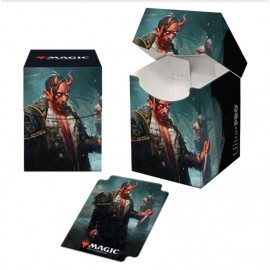 MTG Kaldheim Art1 V1 PRO 100+ Deck Box