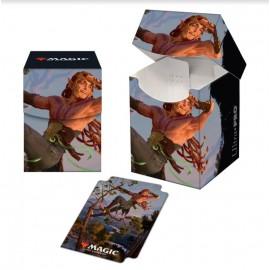 MTG Kaldheim Art2 V2 PRO 100+ Deck Box