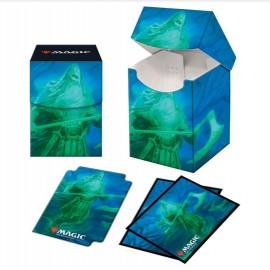 MTG Kaldheim V2 COMBO PRO 100+ Deck Box + sleeves