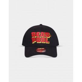 Deadpool - Big Letters Adjustable Cap