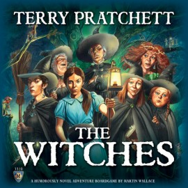 The Witches (Discworld) wfr3310