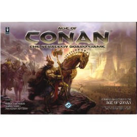 Age of Conan- strategy boardgame