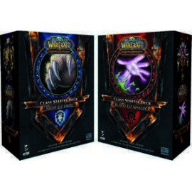World of Warcraft CCG 2011 Class Starter Deck Display French