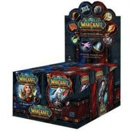 World of Warcraft CCG 2013 Spring Class Starter Deck Display