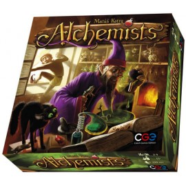 Alchemists English