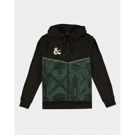 Dungeons & Dragons - Drizzt Symbol - Men's Tech Hoodie - L
