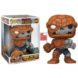 "Marvel: Marvel Zombies- 10"" The Thing"