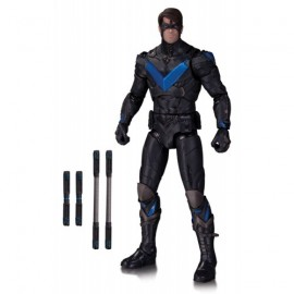 Batman Arkham Knight Action Figure- Nightwing 17cm