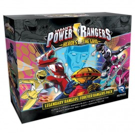 Power Rangers - Legendary Ranger Forever Rangers card game