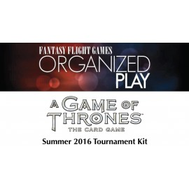 A Game of Thrones LCG 2016 Summer Tournament Kit