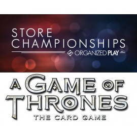 A Game of Thrones 2nd ed LCG 2017 Store Championship Kit
