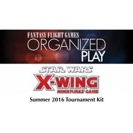 Star Wars X-wing 2016 Summer Tournament Kit