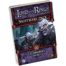 The Lord of the Rings LCG Celebrimor's Secret Nightmare De