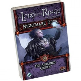 The Lord of the Rings LCG The Antlered Crown Nightmare De