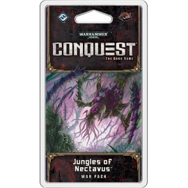 Warhammer 40K Conquest Jungles of Nectavus War Pack