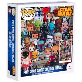 Star Wars - POP Puzzle - 1000 pieces