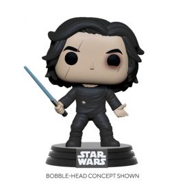 Star Wars: SWEp9 -Ben Solo w/Blue Saber