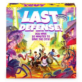 Last Defense! Game