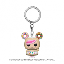 POP Keychain: Tokidoki - Donutella