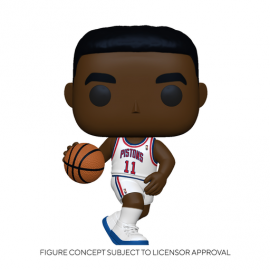 NBA: Legends -Isiah Thomas(Pistons Home)