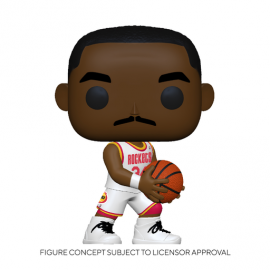 NBA: Legends - Hakeem Olajuwon (Rockets Home)