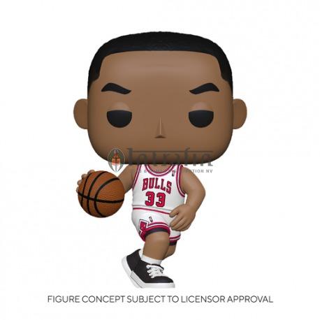 NBA: Legends - Scottie Pippen (Bulls Home)