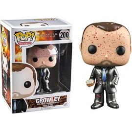 Television 200 POP - Supernatural- Metallic Crowley EXC