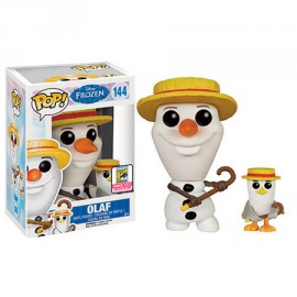 Disney 144 POP - Frozen - Olaf Barbershop w Seagull EXC