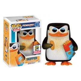 Movies 161 POP - Penguins of Madagascar - Flocked Skipper X