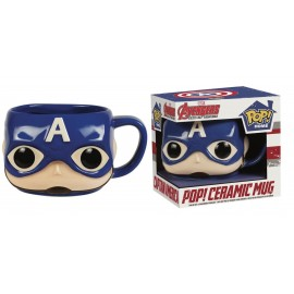 POP Home Ceramic Mug - Marvel - Captain America