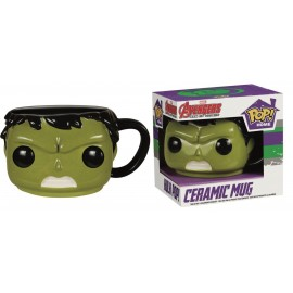 POP Home Ceramic Mug - Marvel - Hulk