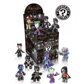 Mystery Mini Figures Display DC Arkham Games Variant (12)