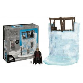 Game of Thrones - Action Figure - Wall Playset & Tyrion