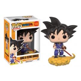 Animation 109 POP - Dragon Ball Z- Goku and Flying Nimbus