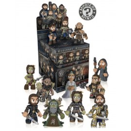Mystery Mini Figures Display - Warcraft Movie (12)