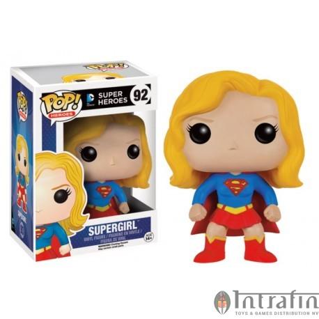Heroes 92 POP - DC Comics - Supergirl