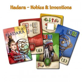 Hadara: nobels & inventions Mini Expansion
