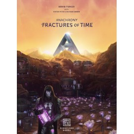Anachrony - Fractures of Time boardgame