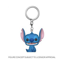 POP Keychain: Lilo & Stitch - Stitch
