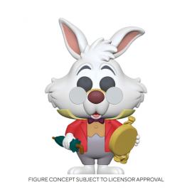 Disney:Alice 70th –White Rabbit w/ Watch