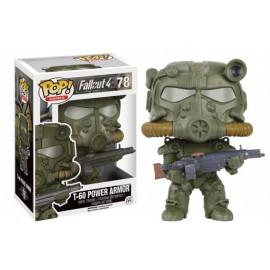 Games 78 POP - Fallout 4 - T-60 Power Armor Green LTD