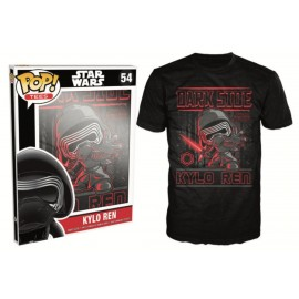 POP Tees 54 - Star Wars EPVII - Kylo Ren (XL)