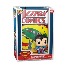 Comic Cover:01 DC - Superman Action Comics