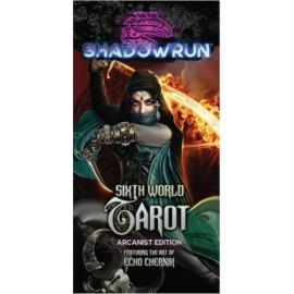 Shadowrun Sixth World Tarot Arcanist Edition