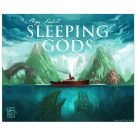 Sleeping Gods-board game