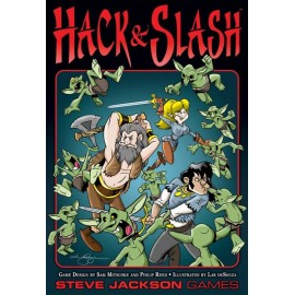 Hack and Slash - Board game