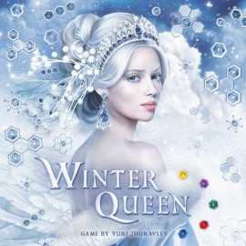 Winter Queen-board game
